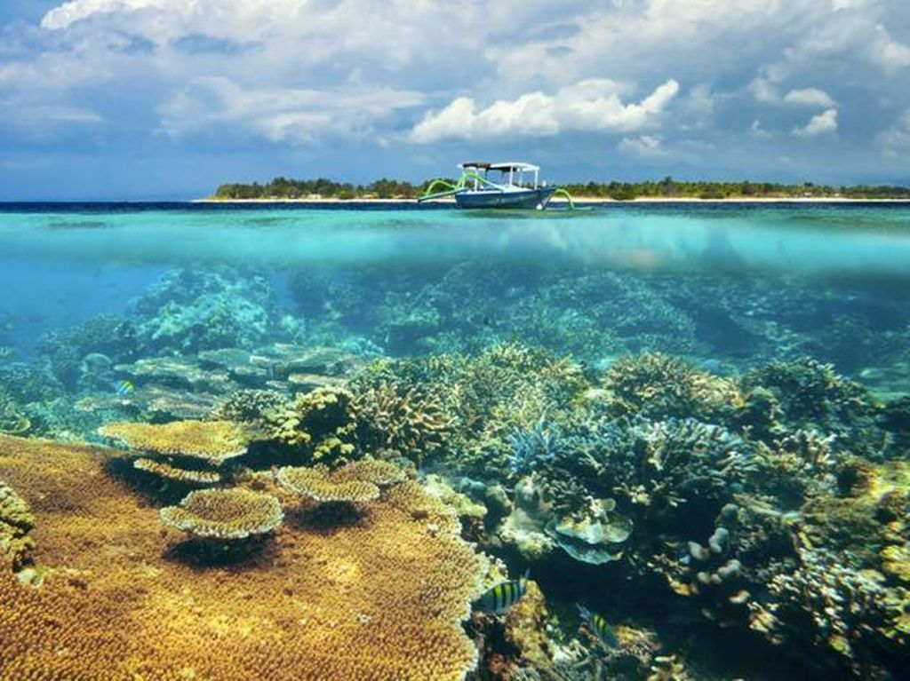 Gili Trawangan Lombok, Katanya Tak Pernah Tidur