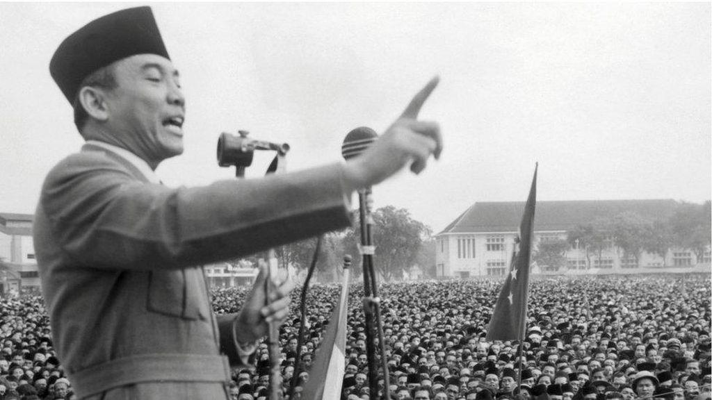 Sukarno, Puisi dan Keindahan Indonesia