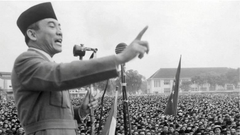 Presiden Sukarno (BBC World)