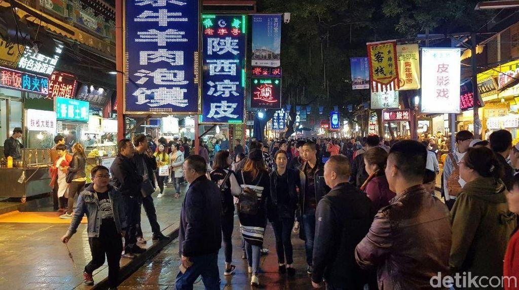 Foto: Menengok Kehidupan Umat Muslim di China