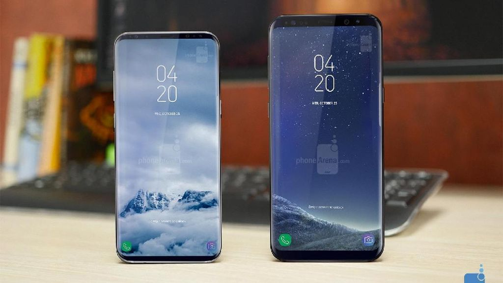 Samsung Ungkap Jadwal Peluncuran Galaxy S9