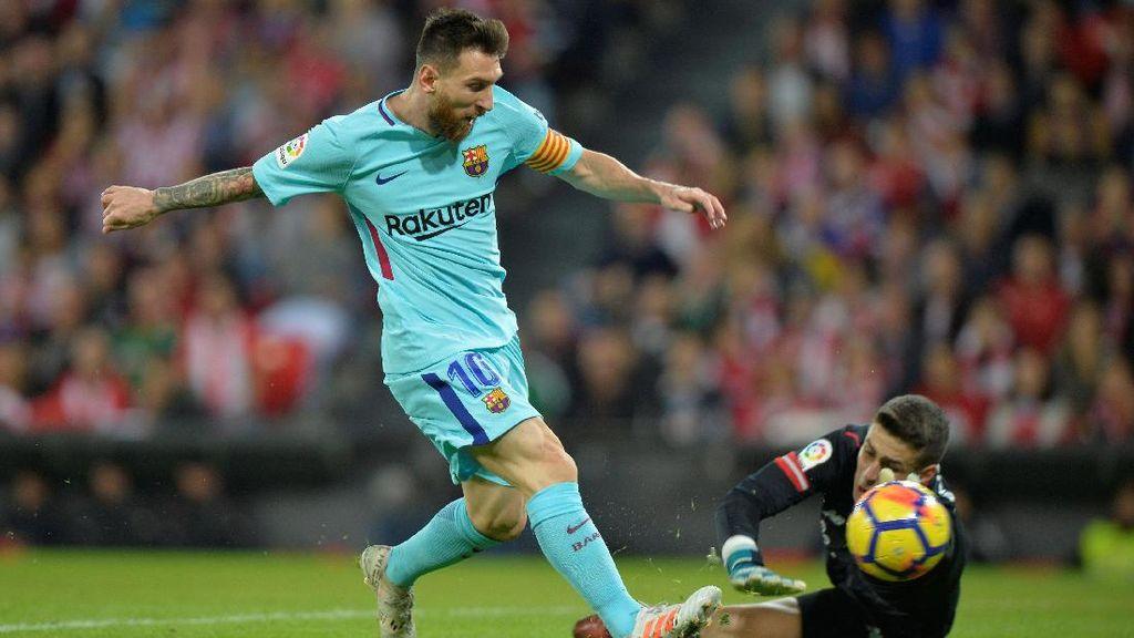 Rekor-rekor yang Berikutnya Bisa Dibidik Messi