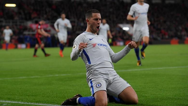 Cedera Membawa Berkah untuk Hazard