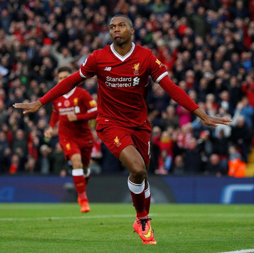 Inter Dikabarkan Tertarik Pinjam Sturridge dari Liverpool