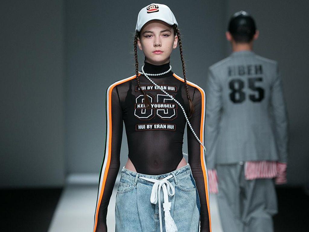 Potret Vlada Dzyuba, Model Cantik yang Meninggal Kelelahan Saat Fashion Show