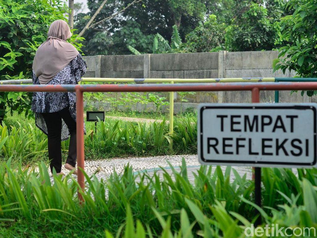 Keren! Ada Taman Mirip RPTRA di Cibinong