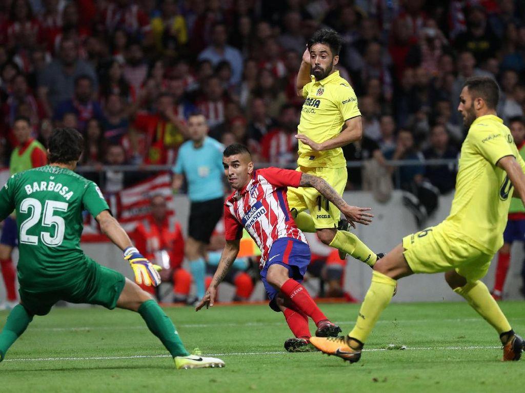 Atletico Diimbangi Villarreal 1-1