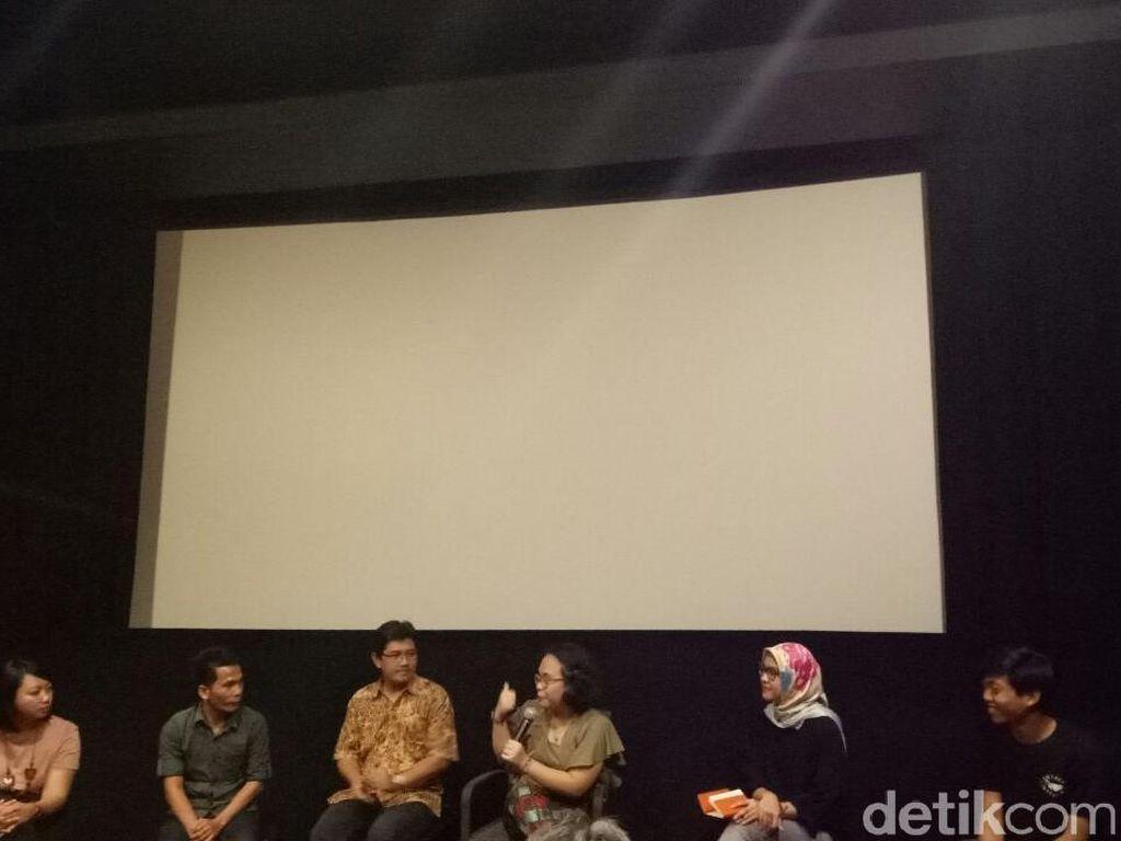 Novum, Film Remaja di Bawah Umur yang Divonis Mati Diputar Perdana