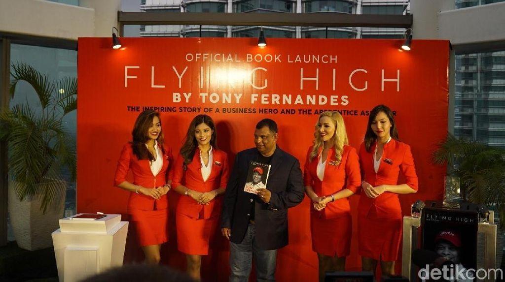 Apa Sih Mimpi Mulia Bos AirAsia yang Belum Terwujud?
