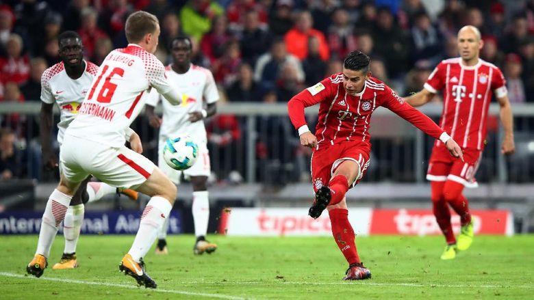 Usai Tekuk Rb Leipzig Bayern Kuasai Puncak Klasemen
