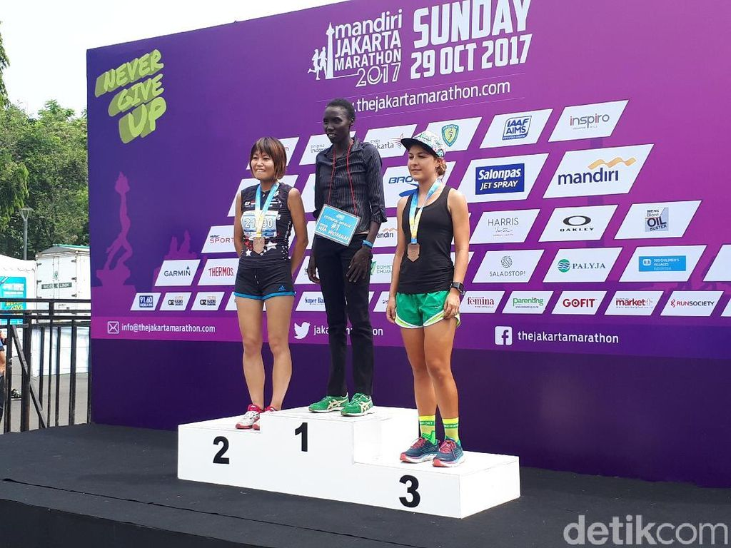 Agar Jakarta Marathon Tak Punya PR yang Sama Lagi