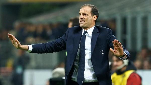 Kali Ini Performa Juventus Puaskan Allegri