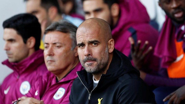 Ketenangan City Mendapat Pujian Dari Sang Pelatih Guardiola
