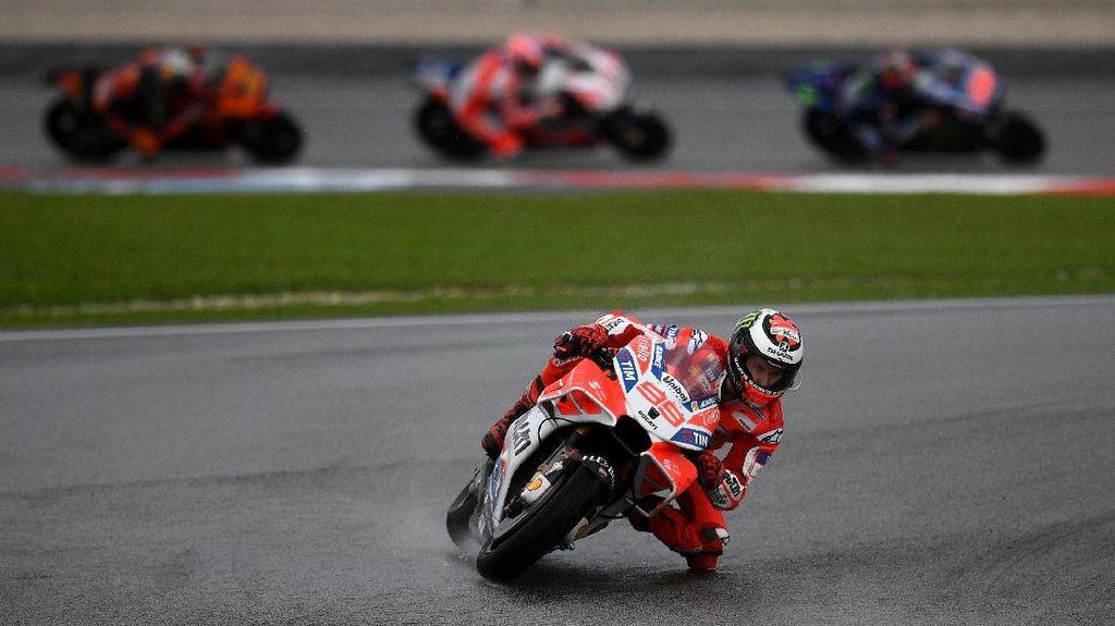 Soal Adaptasi di Ducati, Lorenzo: Seperti Memainkan Messi Jadi Gelandang