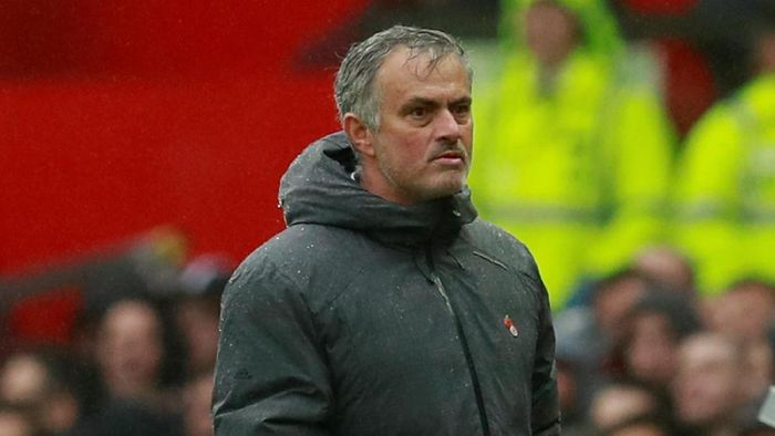 Jose Mourinho (Foto: Jason Cairnduff/Action Images via Reuters)