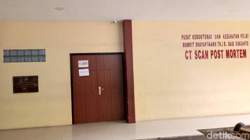 Foto: Begini Alur Identifikasi Korban Tewas di RS Polri