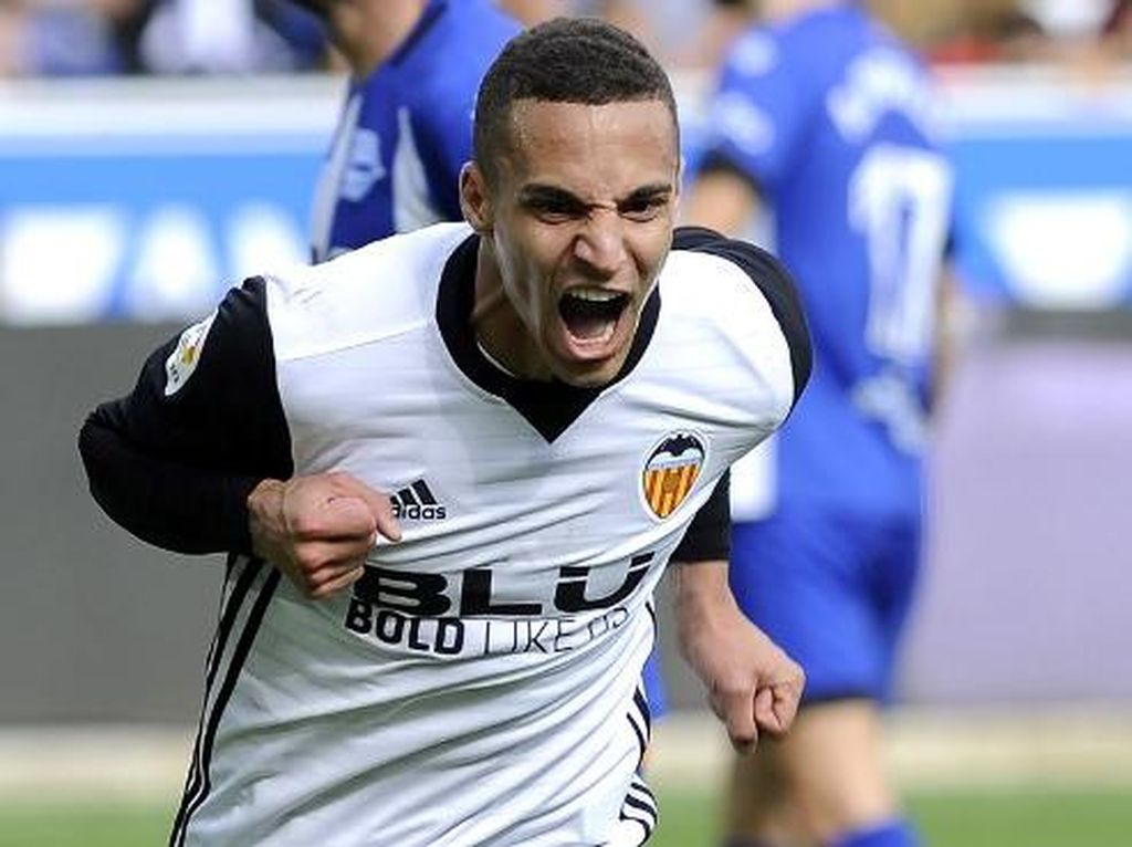 Hantam Leganes 3-0, Valencia Nyaman di Posisi Dua La Liga