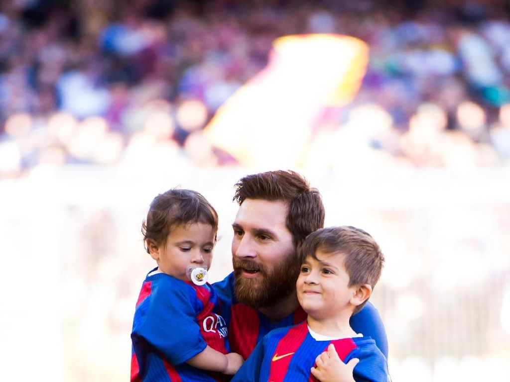Ketika Messi Mulai Dikritik...oleh Anaknya Sendiri