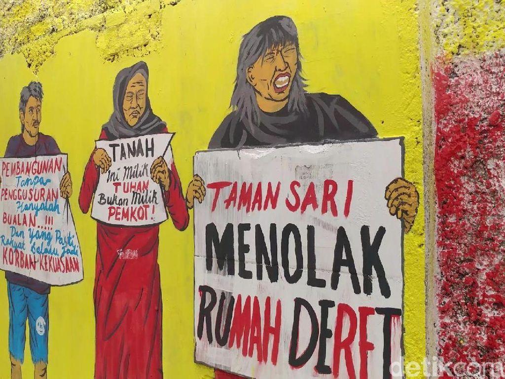Ridwan Kamil Siap Menemui Warga Gusuran Rumah Deret Tamansari