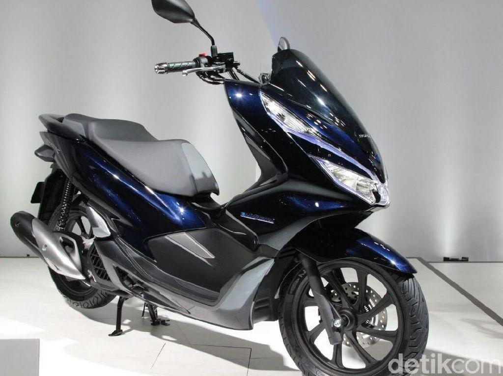 Indonesia Bisa Jadi Basis Produksi PCX Listrik dan Hibrida