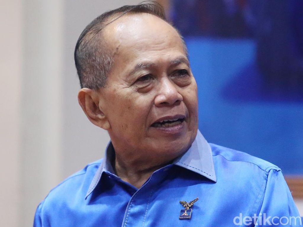 Demokrat Jajaki Duet Prabowo-AHY