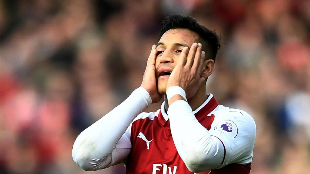'Sanchez Tertekan karena Gagal Pindah'