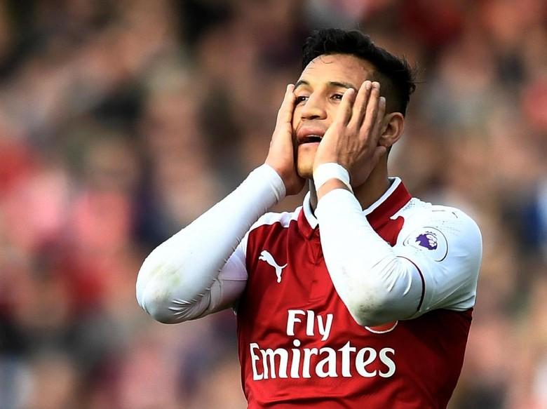 Tinggalkan Saja Arsenal, Alexis Sanchez!