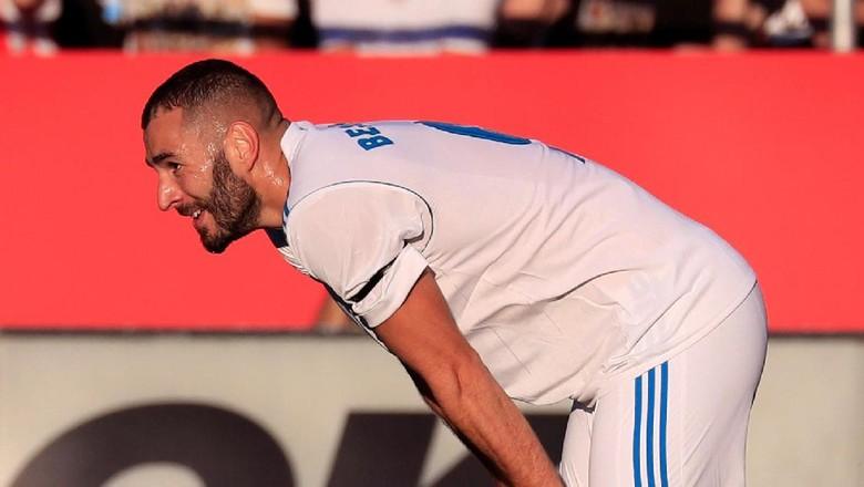 Benzema Tak Berharap Kembali ke Timnas Selama Deschamps Masih Jadi Pelatihnya