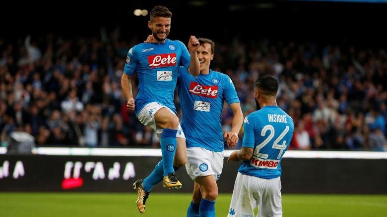 Jika Ingin Juara Serie A, Napoli Butuh Lebih dari 90 Poin
