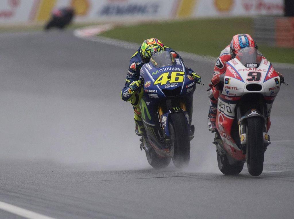 Keseruan Nonton Langsung MotoGP di Sirkuit Sepang