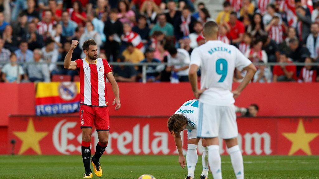 Madrid Sedang Kepayahan di Kandang Lawan
