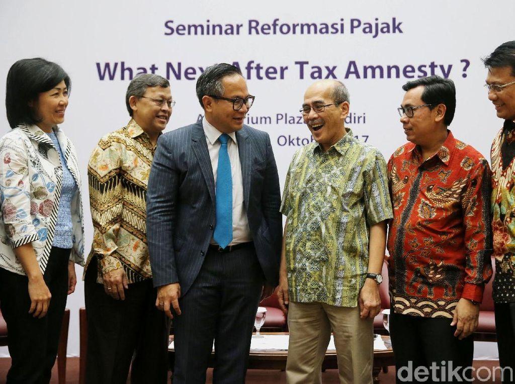 Bank Mandiri Gelar Seminar Reformasi Pajak
