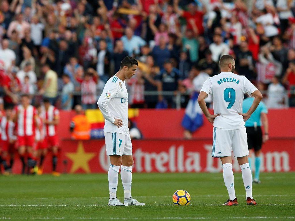 Laju Kemenangan Madrid di Kandang Lawan Terhenti