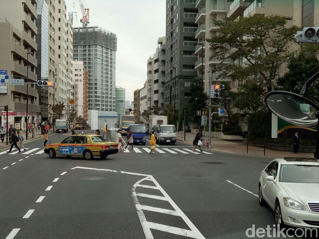 Nyetir Tanpa SIM di Jepang Sama Saja Pembunuhan Berencana