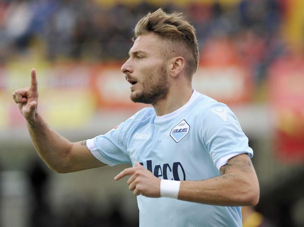 11 Pekan Serie A, Immobile Striker Tertajam Sejak Milenium Baru