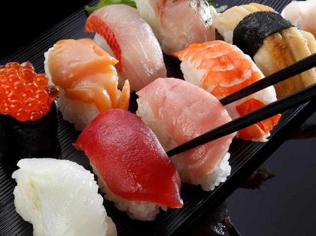 Wah, Restoran Sushi di Tokyo Ini Jual Sushi Enak Rp 6 ribu per Potong