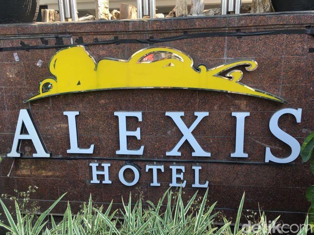 Akhir Riwayat Surga di Hotel dan Griya Pijat Alexis