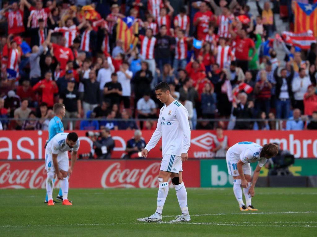 Real Madrid yang Mulai Diselimuti Kekhawatiran