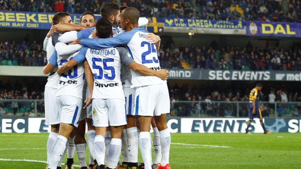 Kemenangan yang Berbuah Sejarah untuk Inter