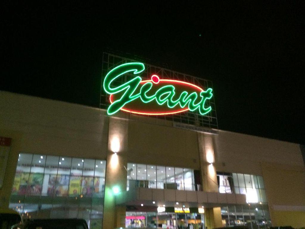 5 Supermarket Giant di Malaysia Tutup Bulan Ini