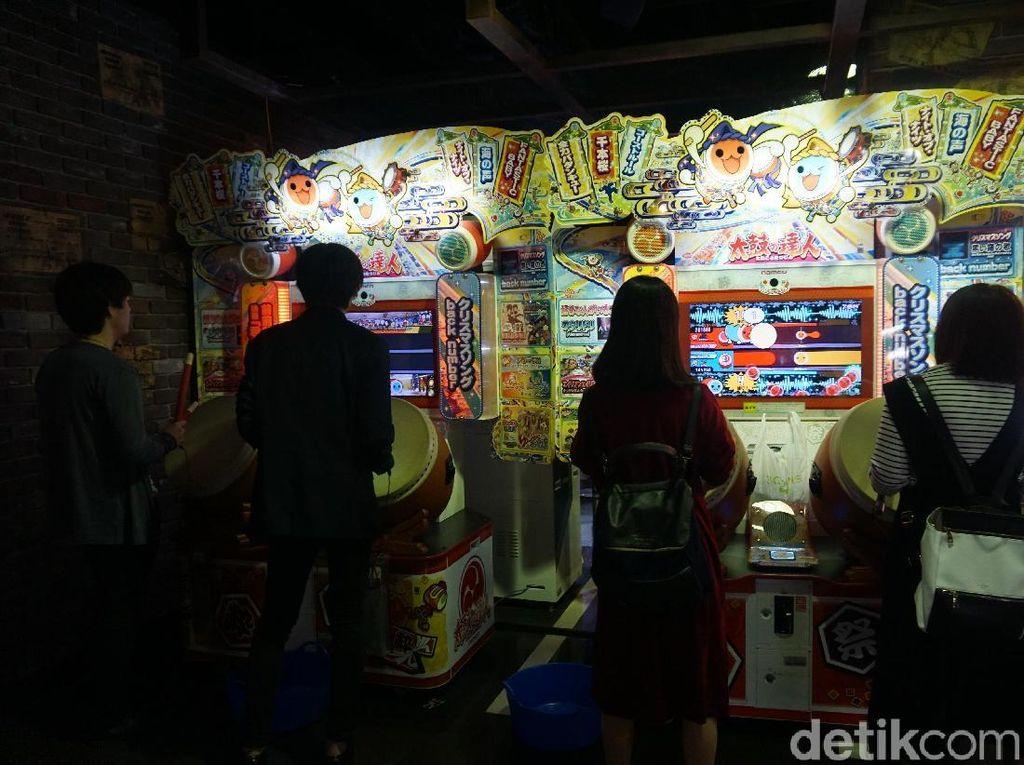 Foto: Main SEGA Sampai Puas di Jepang, Ini Tempatnya