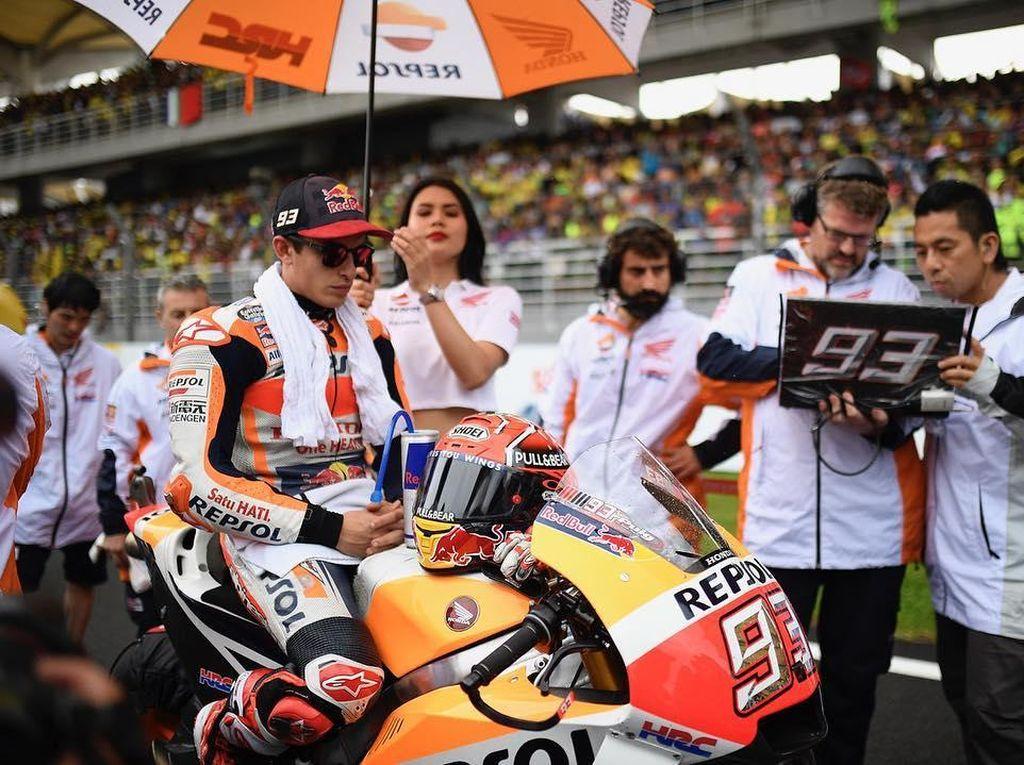 Honda Pertahankan Titel Juara Dunia Konstruktor MotoGP