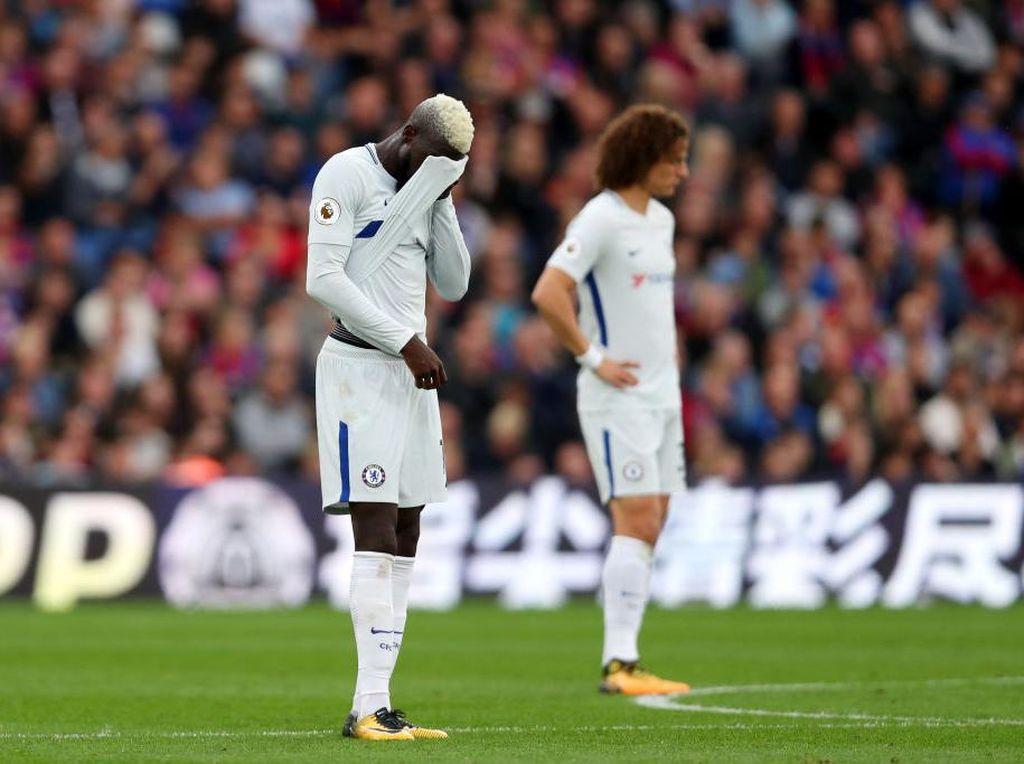 Kesulitan Chelsea Pertahankan Gelar Tak Kejutkan Ranieri