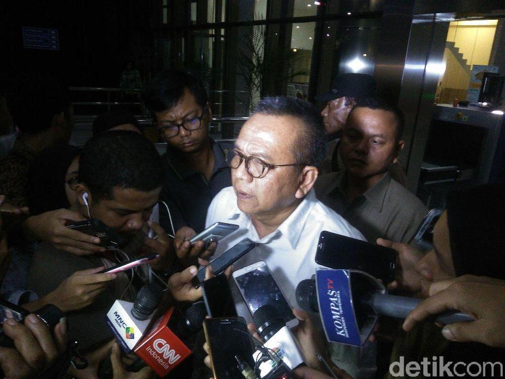 Diperiksa KPK, M Taufik: Soal Korporasi terkait Reklamasi