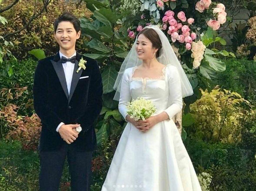Song Joong Ki Gugat Cerai Song Hye Kyo!