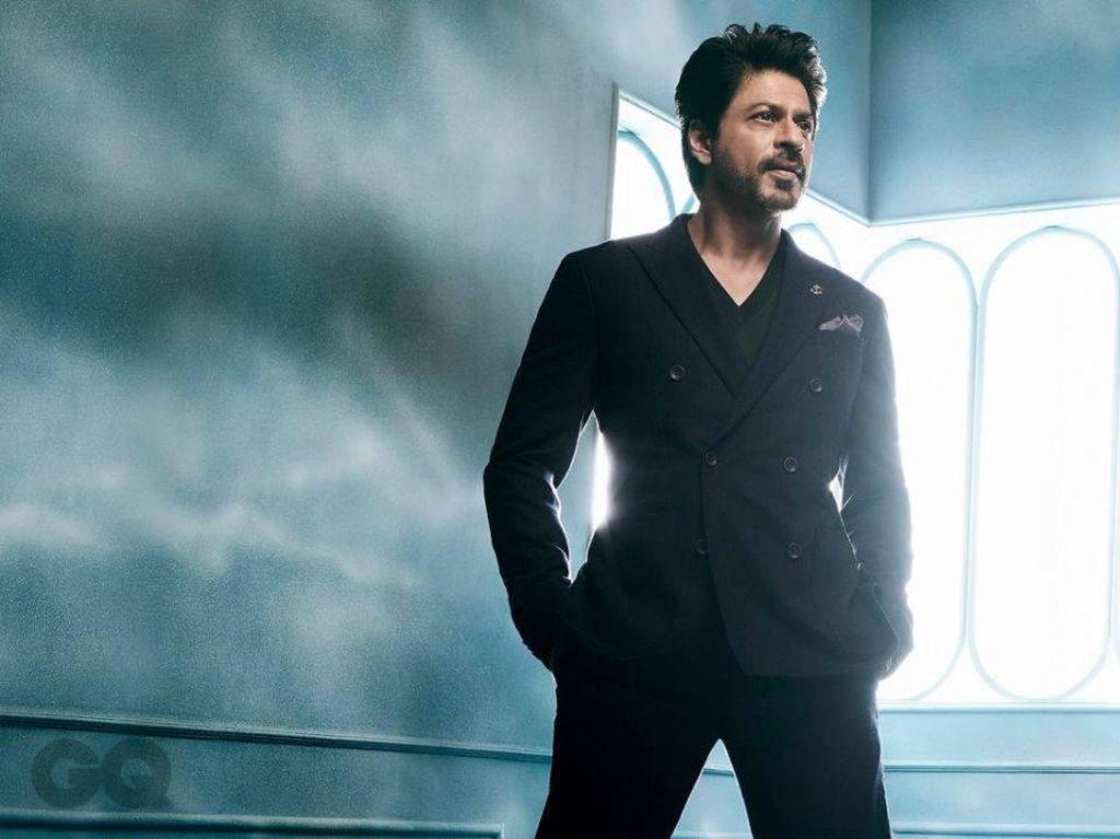 Shah Rukh Khan Beri Bocoran untuk Film Zero