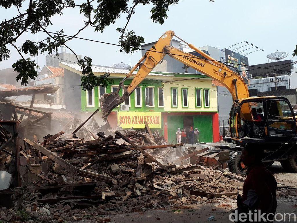 Eksekusi 5 Persil di Simpang Dukuh Berjalan Tertib