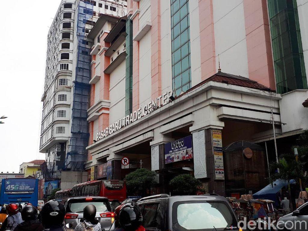 Pengelolaan Pasar Baru Bandung Segera Dilelangkan