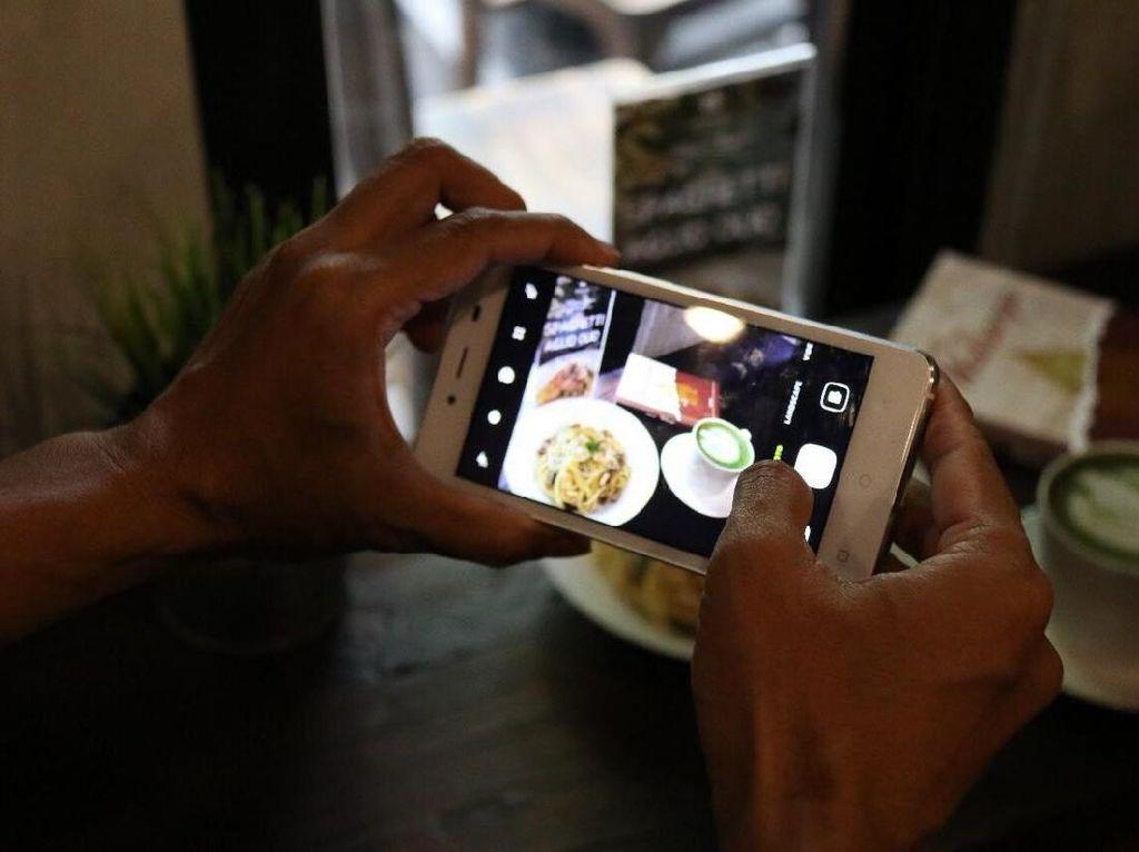 Tips Food Photography Pakai Kamera Ponsel