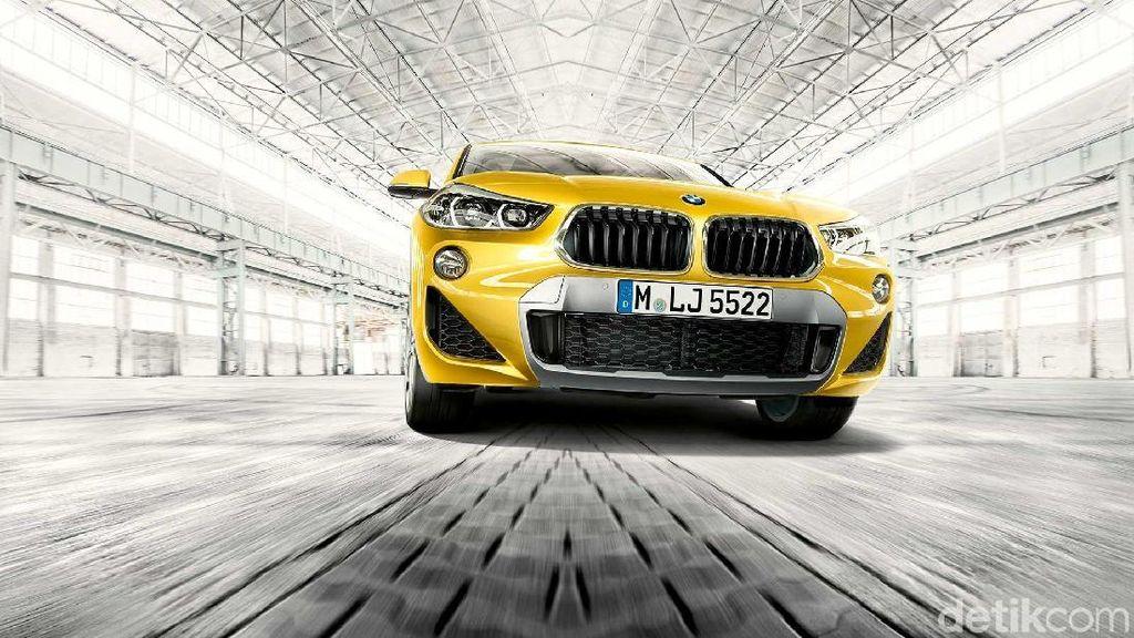 BMW Luncurkan 10 Model Mobil Tahun Depan